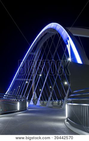 Lowry Avenue Bridge Walkway
