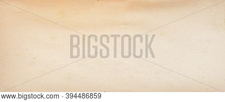 Old Brown Paper Parchment Background Design With Distressed Vintage Stains And Ink Spatter And White