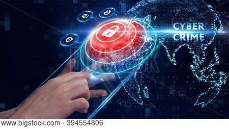 Cyber Security Data Protection Business Technology Privacy Concept. Cyber Security Data Protection B