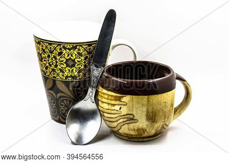 Awesome China Clay & Porcelain Tea Cup And Coffee Mug Decorated And Painted