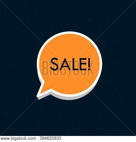 Sale Banner Template. Discount Promotion Layout Concept. Special Offer Sale Template. Banner Sale. P