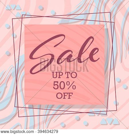 Sales Vector Badges For Labels, Percent Sale Label Symbols, Tags, Web Stickers, Discount Origami Sig
