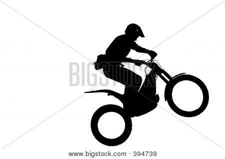 Motorbike Jumping High