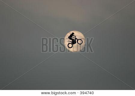 High Motorbike
