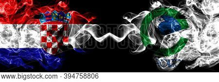 Croatia, Croatian Vs United States Of America, America, Us, Usa, American, Carrollton, Texas Smoky M