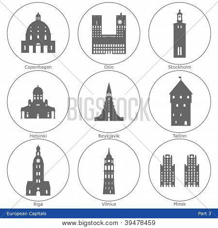 European Capitals - Part 3