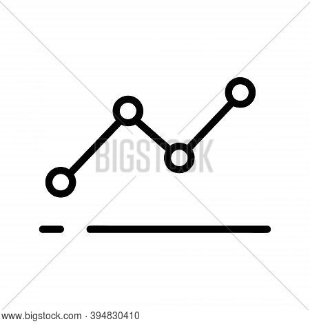 Diagram Icon Isolated On White Background From Finance Collection. Diagram Icon Trendy And Modern Di