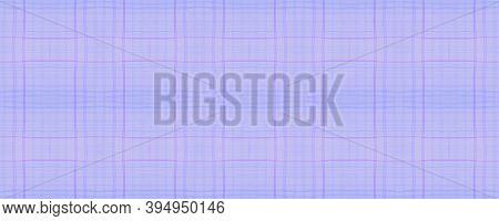 Pastel Check Plaid. Watercolour Tartan Material. Abstract Textured Tablecloth. Seamless Check Plaid.