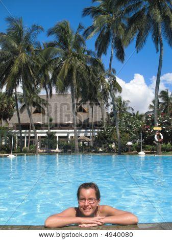 Kenyan Swimming Pool