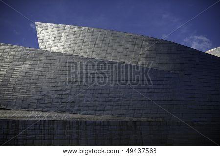 Guggenhein Bilbao in Spain