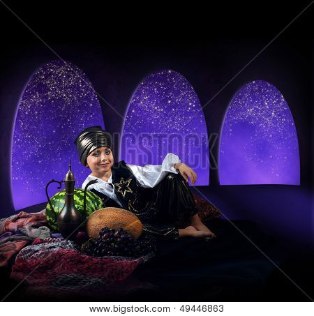 Arabian Magic Night