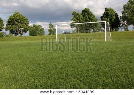 Soccer Goal Vacancy
