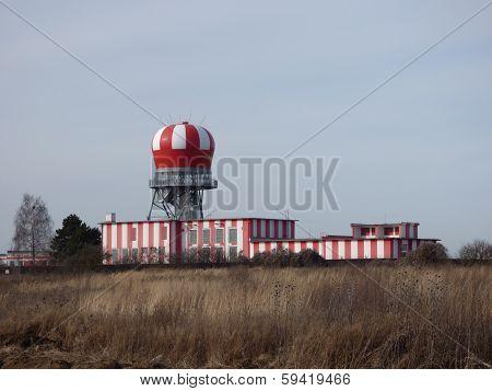 Airport Radar Station