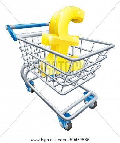 Pound Money Trolley Concept