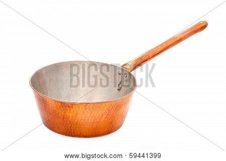 Copper Saucepan