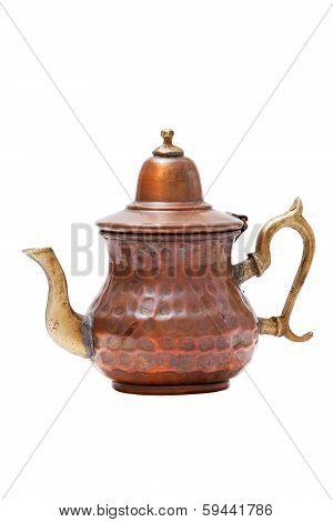 Arab Copper Tea Pot