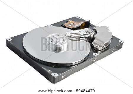 Isolated Parsed Hard Disk Drive