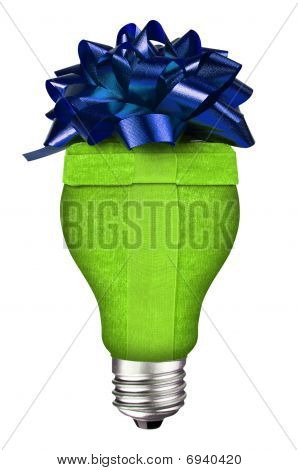 Lightbulb Gift