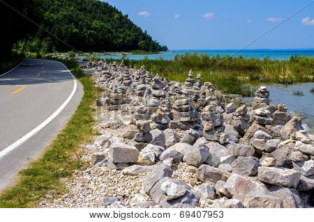 The Mackinaw Island Highway