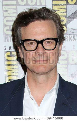 SAN DIEGO - JUL 25:  Colin Firth at the