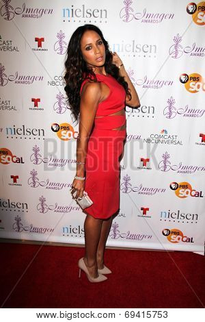 LOS ANGELES - AUG 1:  Dania Ramirez at the Imagen Awards at the Beverly Hilton Hotel on August 1, 2014 in Los Angeles, CA