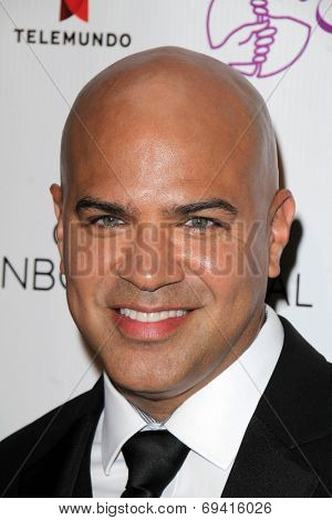LOS ANGELES - AUG 1:  Carlos Pratts at the Imagen Awards at the Beverly Hilton Hotel on August 1, 2014 in Los Angeles, CA