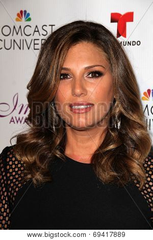 LOS ANGELES - AUG 1:  Daisy Fuentes at the Imagen Awards at the Beverly Hilton Hotel on August 1, 2014 in Los Angeles, CA