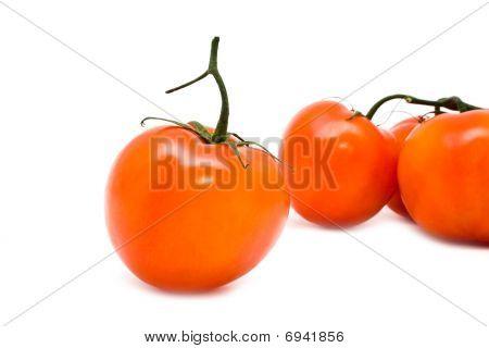 Delicious Juicy Pomidoy