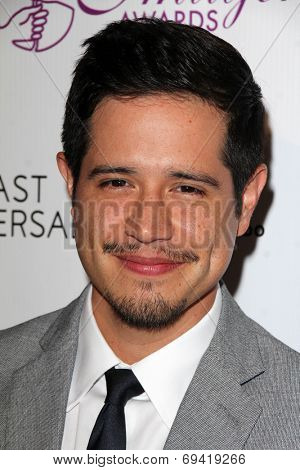 LOS ANGELES - AUG 1:  Jorge Diaz at the Imagen Awards at the Beverly Hilton Hotel on August 1, 2014 in Los Angeles, CA