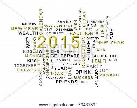 2015 Word Cloud