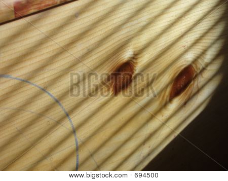 Wood Grain Abstraction