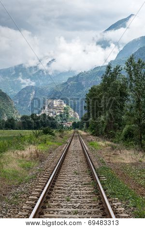 Fort Bard, Aosta Valley (italy)
