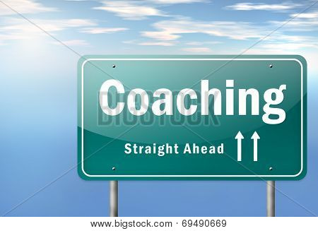 Highway Signpost Coaching