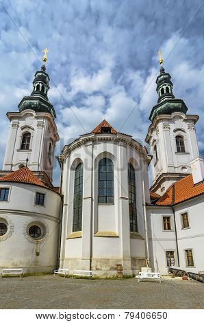 Strahov Monastery,Prague, Czech Republic