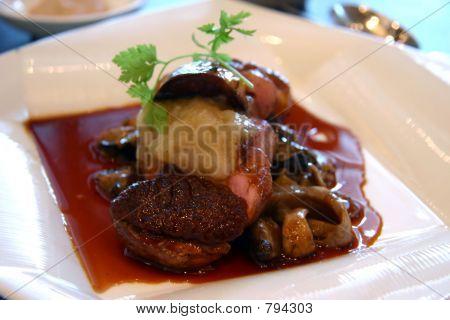 Duck dish
