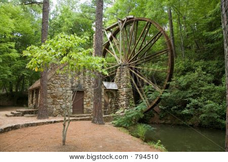 Water Wheel no.2