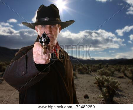 Desert Gunfight