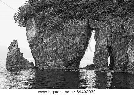 Kenai Fjords Coastline