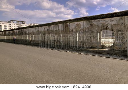 The Berlin Wall, Germany.