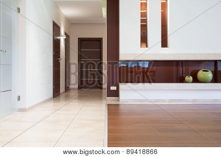 Elegant Floors At Modern Flat