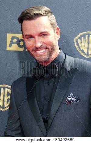 BURBANK - APR 26: Eric Martsolf at the 42nd Daytime Emmy Awards Gala at Warner Bros. Studio on April 26, 2015 in Burbank, California