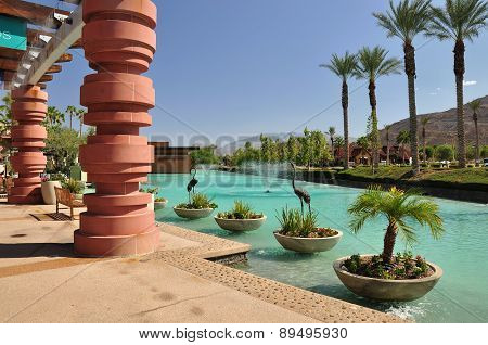 The River in Rancho Mirage