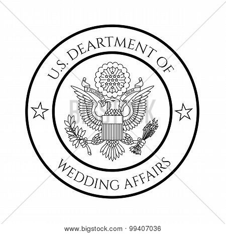 Wedding Affairs Fake Seal