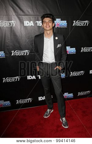 LOS ANGELES - AUG 19:  Ian Eastwood at the 2015 Industry Dance Awards and Cancer Benefit Show at the Avalon on August 19, 2015 in Los Angeles, CA