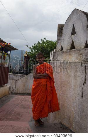 KANDY, SRI LANKA - February 01: Pera Hera festival in Kandy to celebrate the tooth of Buddha. Consis