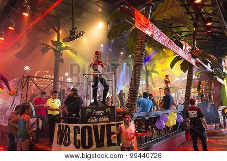 Congo Bar Nightclub In Cancun