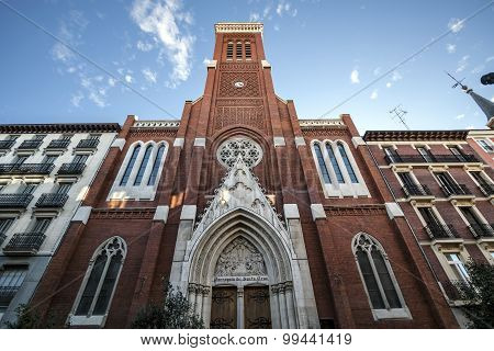 Parroquia de Santa Cruz (Church of Holy Cross), Madrid, Spain
