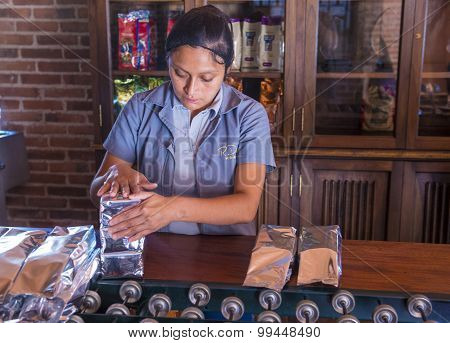 Guatemala Packaging Factory