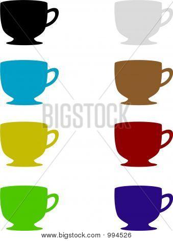 Coffe Cup Set