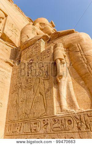 colossus of Abu Simbel
